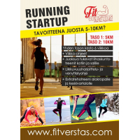 Running Startup TASO 1