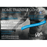 Home Training Concept