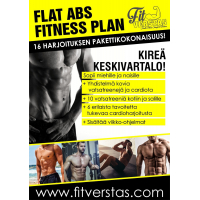 Flat Abs Fitness Plan