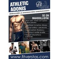 Athletic Adonis