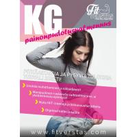 KG painonpudotusvalmennus