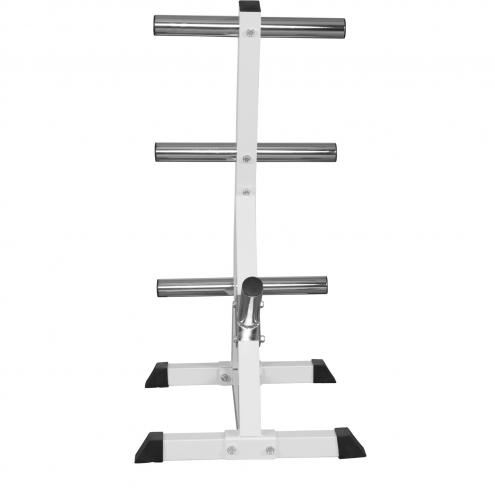 Levypainoteline 50mm valkoinen