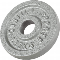 Valurautainen levypaino 1,25kg