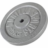 Valurautainen levypaino 20kg
