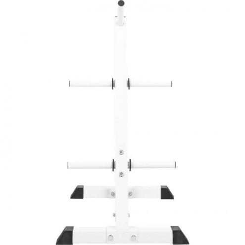 Levypainoteline 30mm valkoinen