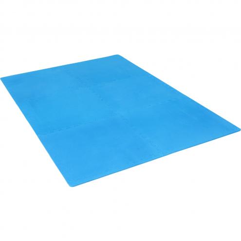 Suojamatto (18-palaa) sininen