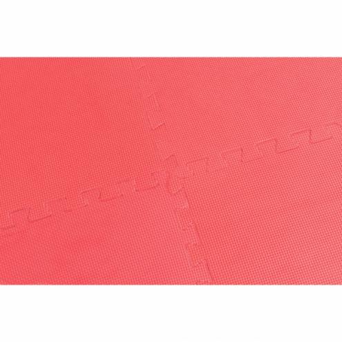 Treenimatto 8 palaa punainen