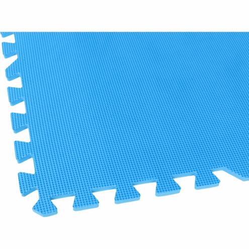 Treenimatto 8 palaa sininen