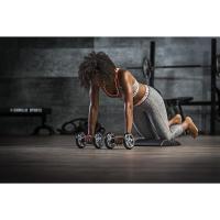 Säädettävä vatsa-/tasapenkki (E-sarja)