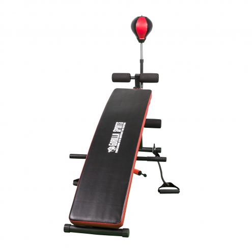 Aerobic käsipainopaketti 2x1kg + 2x2kg