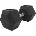 Säädettävät käsipainot 20kg Olympia 30mm jousilukoilla