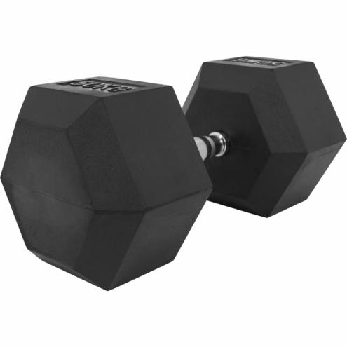 Hexagon kuminen käsipaino 2kg - 50kg