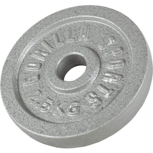 Säädettävät käsipainot valurauta 30kg