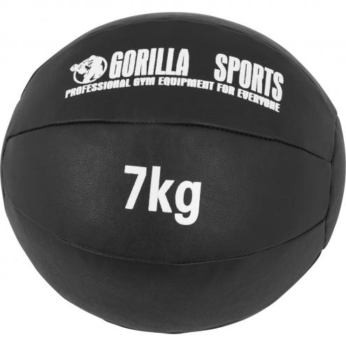 Vatsalihaspenkki nyrkkeilypallolla
