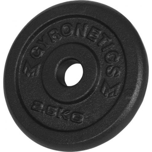 Valurautainen käsipainosetti 15kg (E-sarja)