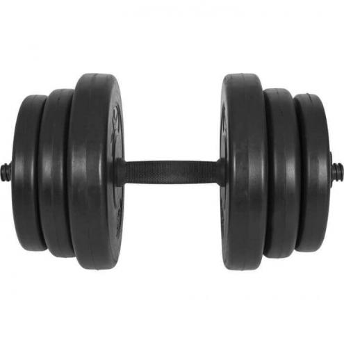 Säädettävä käsipaino 20kg (E-sarja)