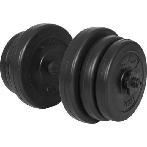 Säädettävät käsipainot 20kg (E-sarja)