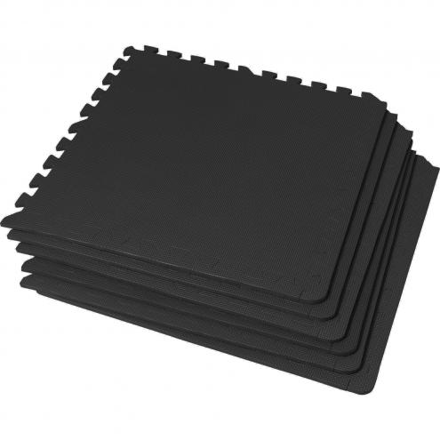 Suojamatto ( 18-palaa ) musta