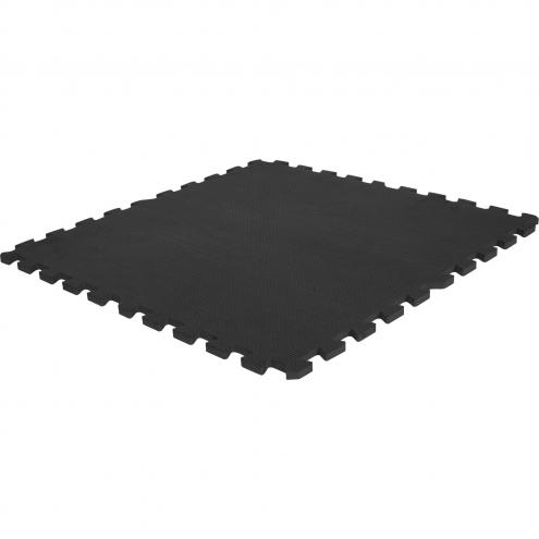 Treenimatto 8 palaa musta