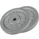Painonnostopenkki valkoinen ja 100kg painosarja