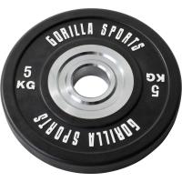 Bumper Plate levypaino PRO 5kg