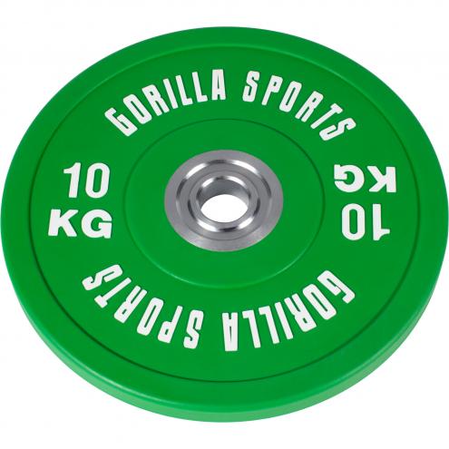 Bumper Plate levypaino PRO 10kg
