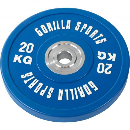 Bumper Plate levypaino PRO 20kg