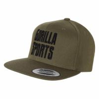 Gorilla Sports Snapback Vihreä