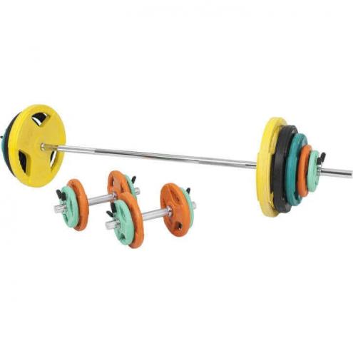 30mm Olympia painosarja 100kg (jousilukot)