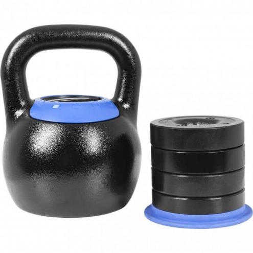 Säädettävä kahvakuula 16-24 kg