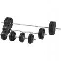 Valurautainen kahvakuula 4-32 kg