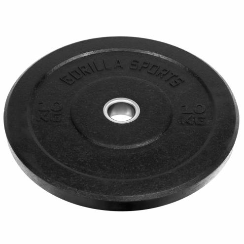 Hi Temp Bumper Plates, 10kg