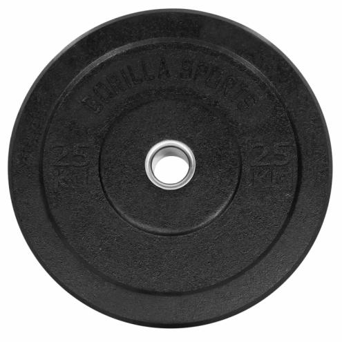 Hi Temp Bumper Plates, 25kg