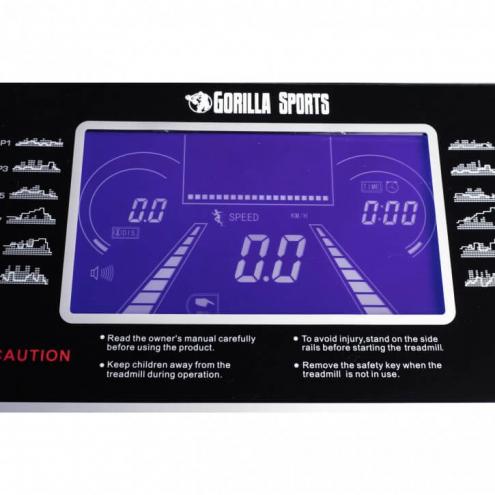 Gorilla Sports Juoksumatto Pro