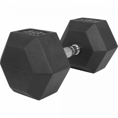 Hexagon Käsipainot + Teline