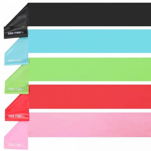 Treeninauha, monta eri väriä 120 cm