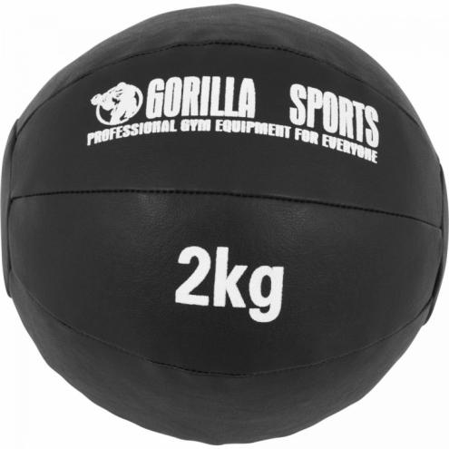 Wall Ball Kuntopallo Setti 1 kg, 2 kg ja 3 kg