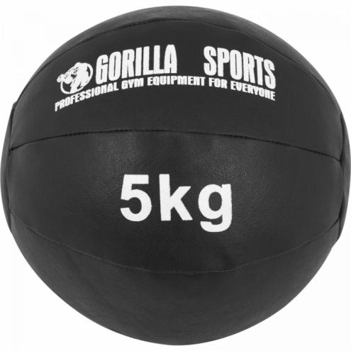 Wall Ball Kuntopallo Setti 3 kg, 4 kg ja 5 kg