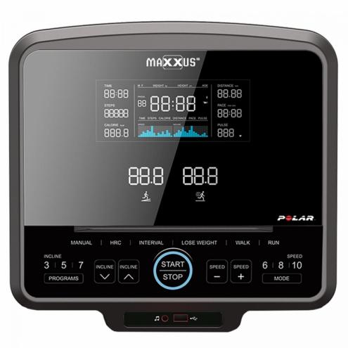 MAXXUS RunMaxx 7.1. Juoksumatto