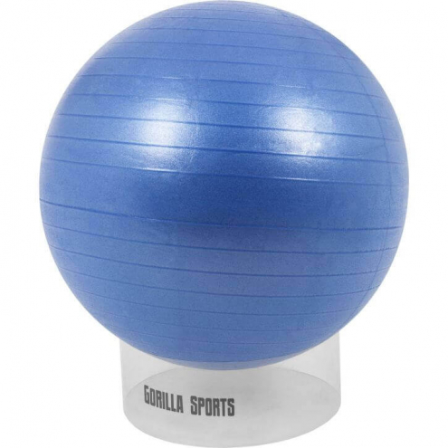 Jumppapallon pidike