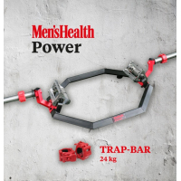 Men's Health Trap Bar 24 kg