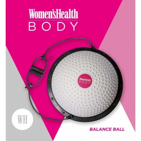 Women's Health puolipallo kahvoilla