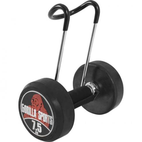 Gorilla Sports Power Hooks käsipainoille