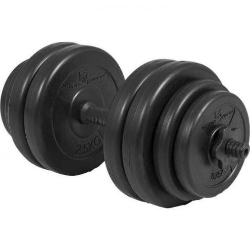 Säädettävä käsipainosarja 30kg (E-sarja)