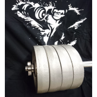 Harjoitusmatto XXL 190x60x1,5cm Sininen